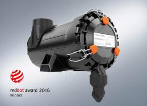 Воздухоочиститель MANN+HUMMEL ENTARON HD 4 получил престижную премию RED DOT DESIGN 2016