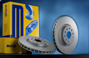 Новинка! Ассортимент Юник Трейд расширился тормозными дисками Metelli.