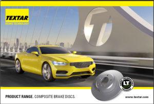 Двокомпонентні гальмівні диски для вимогливих гальмівних систем легкових автомобілів.