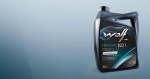 Компания Wolf одна из первых выпускает масло низкой вязкости для спецификации VW 508 00 / 509 00