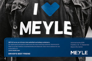 MEYLE на выставке Automechanika 2016: приготовьтесь к сюрпризу!