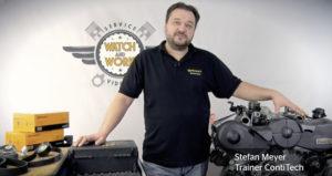 """Серия видеороликов """"Watch and Work""""  от ContiTech представляет практические советы"""