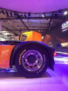 На виставці IAA представлені шини Goodyear з низьким опором коченню А-класу