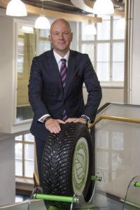 Президент концерна Nokian Tyres уходит в отставку