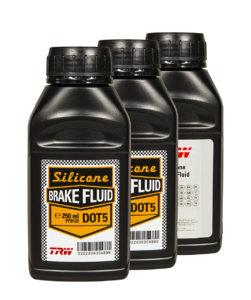 Для Harley Davidson – тормозная жидкость TRW-Lucas DOT 5