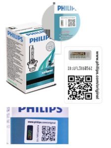 Увага! Підробки ламп Philips