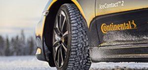 Continental расширил линейку модификаций шины IceContact 2