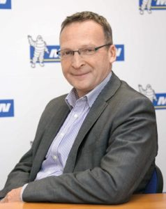 Гендиректором компании Мишлен в Украине назначен Брюно Северан
