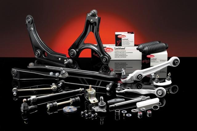 Steering & Suspension Range.