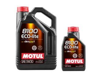 Оновлена олива Motul 8100 Eco-lite 5W30: Об'єднуючи Азію та Америку