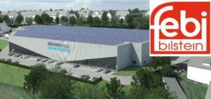 Компанія febi отримала сертифікат ISO 9001:2015, а також відкрила новий виробничий майданчик