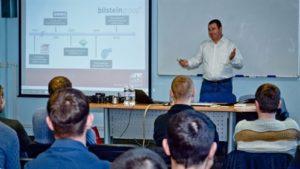 Двойная доза немецких знаний: тренинг Febi и Bilstein