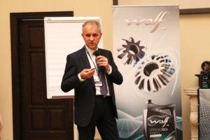 І Всеукраїнська конференція автомобільних мастил Wolf