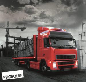 Подъем рулевых передач и рулевого управления на более высокий уровень экологичности благодаря работе TRW Proequip