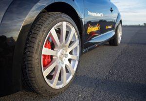 Преміальні літні шини від Continental для легкових та легковантажних авто