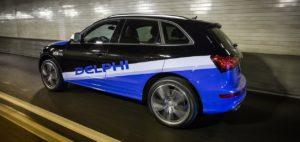Delphi и Mobileye выведут «автопилот» на реальные дороги