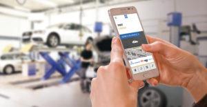 Новое приложение ZF Aftermarket предоставляет актуальную информацию о запчастях в реальном времени