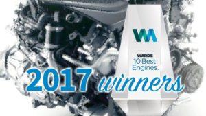 ТОП-10 двигателей 2017 по версии WardsAuto