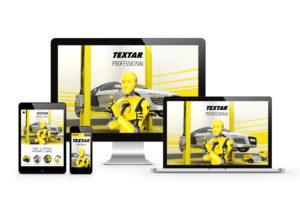 Textar Professional: навчальний інтернет-сервіс для автомеханіків