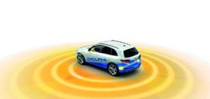 Delphi разработала новый высокочастотный радар