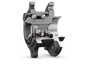 Уплотнение ступичного подшипникового узла SKF снижает трение вдвое и обеспечивает оптимальную эффективность работы автомобиля