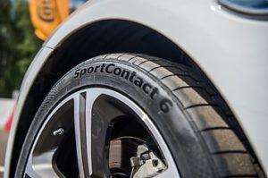 Шина Continental SportContact 6 подтвердила первое место в тестах AutoBild sportscars