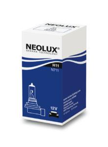 Бренд NEOLUX® пополнил линейку новыми типами автомобильных ламп
