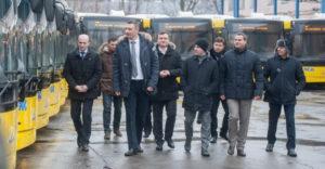 Новые автобусы для Киева с АКПП и мостами ZF