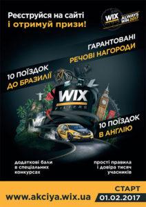 Акція WIX