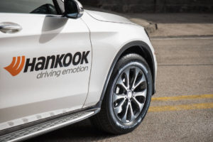 Компания Hankook расширяет ассортимент продукции для внедорожников премиум-класса