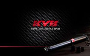 KYB — в ассортименте компании «Омега–Автопоставка»