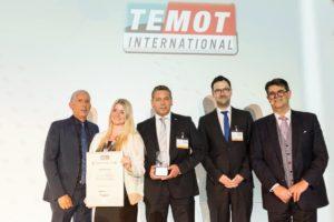 bilstein group – нагорода від Temot International у категорії «Кращий логістичний партнер»
