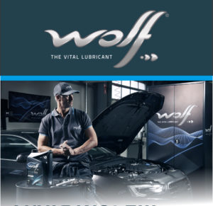 Акція від Wolf