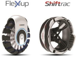 Шины Shiftrac и Flexup от Hankook привлекли внимание жюри конкурса дизайна IDEA