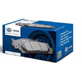Hella Pagid Brake Systems: новые улучшенные тормозные колодки NAO