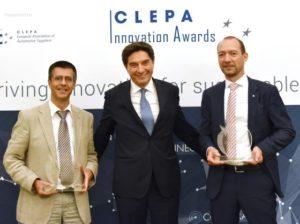 ZF и WABCO получили премию Innovation Award 2017