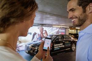 Прем'єра безпілотного паркування автомобіля від Bosch і Daimler