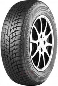 Bridgestone Blizzak LM001 Evo – безопасное вождение в зимний период