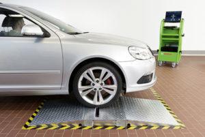 Bosch представляє нове обладнання для оцінки стану протектора шин
