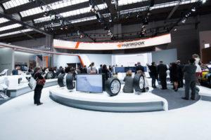 Hankook на выставке IAA 2017 представит инновационные разработки в области шин