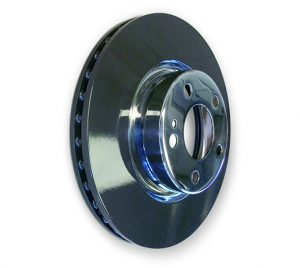 Составные диски  Brembo с соединением литьем