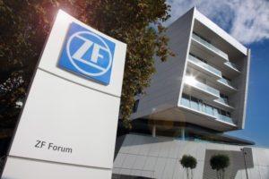 Повышение рентабельности ZF в первом полугодии несмотря на высокие затраты на НИОКР