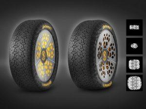 «Умные» шины от Continental