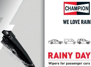 Каталог Rainy Day від Champion