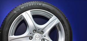 Новые летние покрышки от Michelin