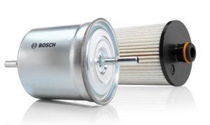 Тестування паливних фільтрів Bosch