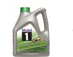 Новинка от Mobil 1™ - моторное масло ESP x2 0W-20