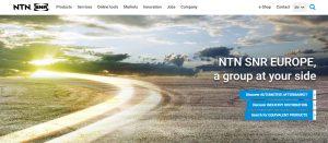 Оновлений сайт NTN-SNR