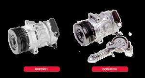 Процесс установки модифицированного компрессора DCP20021(K) стал проще