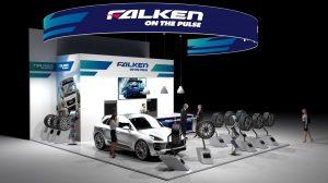 Новые летние шины Ziex ZE310 Ecorun на выставке Equip Auto 2017